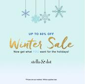 Winter Sale is on