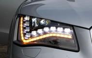 Car's lamp