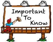 Reasons why it's IMPORTANT