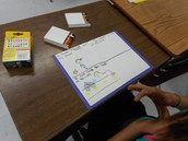 Student created product: Homophone Book in Aaron Chrzaszcz's class