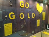 Sock Hop and Go Gold Event on February 12th