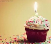 Come celebrate my birthday!