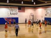 8th Grade Boy's Basketball