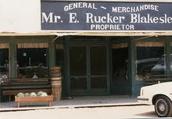 Rucker's general store