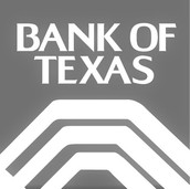 Bank of Texas. The trusted bank of the Republic!