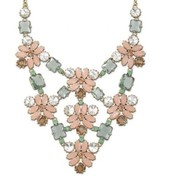 Fleurette Statement necklace