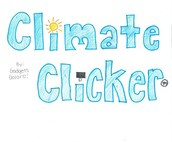 what is the CLIMATE CLICKER?