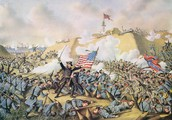 The Battle of Fort Fishers