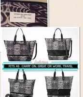 GETAWAY - Zebra print