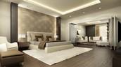 Master bed room #1
