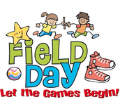 June 13th - Field Day