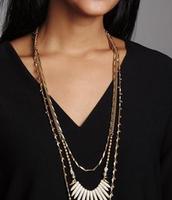 Zuni Layering Necklace - $50