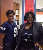 Ms. Nasheed and Ms. Weaver