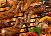 2,500 - lb. sausages.