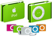 Enter a lucky draw to win one of THREE iPod shuffles by liking us on Facebook