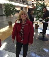 Dr. Janice Lombardi, Principal of the Year Finalist.