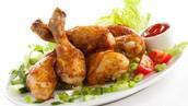 un poulet