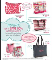 Make March Tote-ally Awesome!