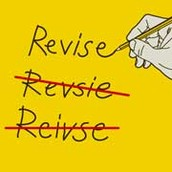 Teach students how to revise!