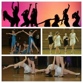 CHOREOGRAPHIC DANCE