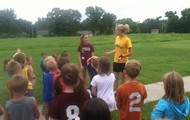 So many great youth leaders at VBS