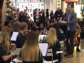Elite music groups at Southpark Mall