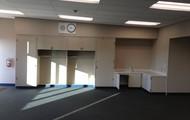 Classroom Cabinet & Sink Area