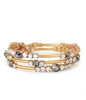 Isabelle Wrap Bracelet Gold