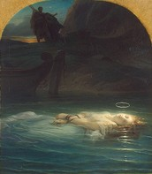 La Jeune martyre (the young martyr)