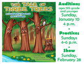 Auditions for Children's Winter Musical
