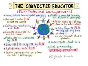 October is Connected Educator Month