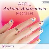 April is Autism Awareness Month!