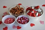 Valentine's Days Cards and Celebration