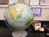 Globing the Earth