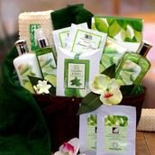 Our online store has a wide variety of gift baskets