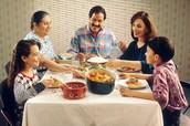 Pasar tiempo con familia