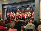 Kindergarten Concert - Tuesday night