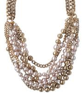 Lucia Pearl Bib, Retail $116 Now $65