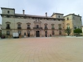 PALACE OF HURTADO DE MENDOZA
