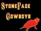 "Saturday  ""Stoneface Cowboys"""