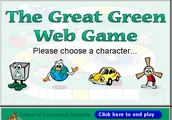 The Great Green Web Game