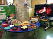 Our Feast!