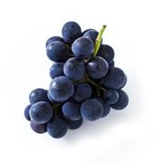 Grapes have iron for super strength.