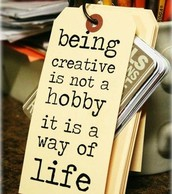 Remember That You are Creative!