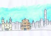Buenos Aires Children's Map