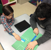 Genius Hour Partner Project with 52K and KBR
