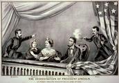 Illustration of Lincoln's Assassination