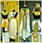 Ancient Egyptian Clothing