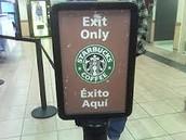 Starbucks Cognate