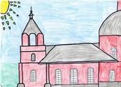 Церковь Сергия Радонежского в Бусиново